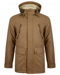 Ringspun Long Jacket British Tan | Jean Scene