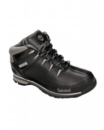 Timberland Men's Euro Sprint Hiker Shoes Black | Jean Scene