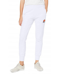 Ellesse Womens Women's Queenstown Jogging Sweat Pants White | Jean Scene