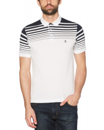 Original Penguin Polo Pique Shirt Bright White | Jean Scene