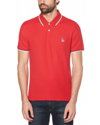 Original Penguin Polo Pique Shirt Lipstick Red | Jean Scene