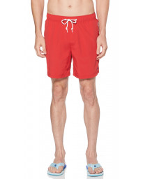 Original Penguin Men's Quick Dry Daddy Swim Shorts Lipstick Red | Jean Scene
