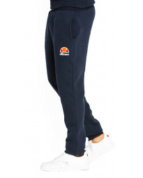 Ellesse Men's Ovest Logo Jogging Bottoms Dress Blues | Jean Scene