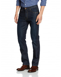 Wrangler Arizona Stretch Denim Jeans Dusk Blue | Jean Scene