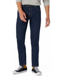 Wrangler Texas Slim Stretch Denim Jeans Cross Game | Jean Scene