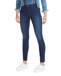Wrangler High Skinny Women's Slim Stretch Jeans Subtle Blue | Jean Scene