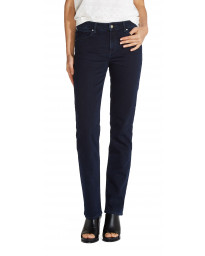 Wrangler Straight Women's Stretch Jeans Blue Black | Jean Scene