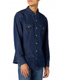 Wrangler Denim Men's Shirts New | Jean Scene