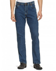 Wrangler Jeans Texas Stretch Denim Stonewash