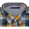 Ben Sherman Check Men's Gingham Check Shirt Mustard | Jean Scene