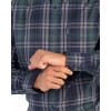 Ben Sherman Check Men's Placed Check Shirt Ivy Leaf | Jean Scene