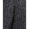 Jack & Jones Branson Crew Neck Wool Blend Jumper Navy Blazer | Jean Scene