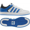 adidas Originals Men's Varial Low Trainers White Blue Sneakers