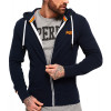 Superdry Hoodie Three Pointer Navy | Jean Scene