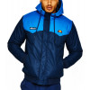 Ellesse Padded Fanchini Short Jacket Classic Blue | Jean Scene