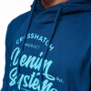Crosshatch Overhead Men's Taringa Hoodie Estate Blue | Jean Scene