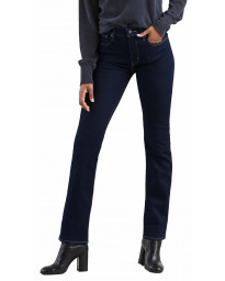 Levis 724 Women's High Rise Straight Stretch Jeans To The Nine   Jean Scene