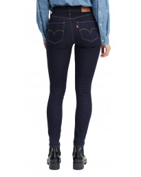 Levis 721 Women's High Rise Skinny Stretch Jeans To The Nine   Jean Scene