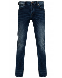 French Connection Jeans - Slim Tapered Faded Indigo_55 Denim Jeans   Jean Scene