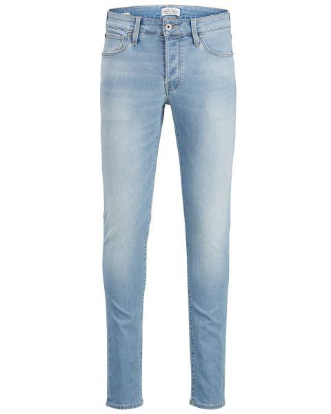 Jack & Jones Glenn Original Slim Fit Denim Jeans 045 Blue | Jean Scene