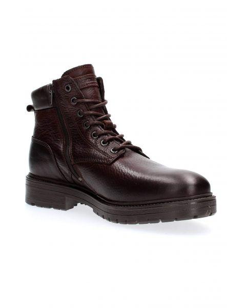 Jack & Jones Men's Hounslow Shoes Brown Stone | Jean Scene
