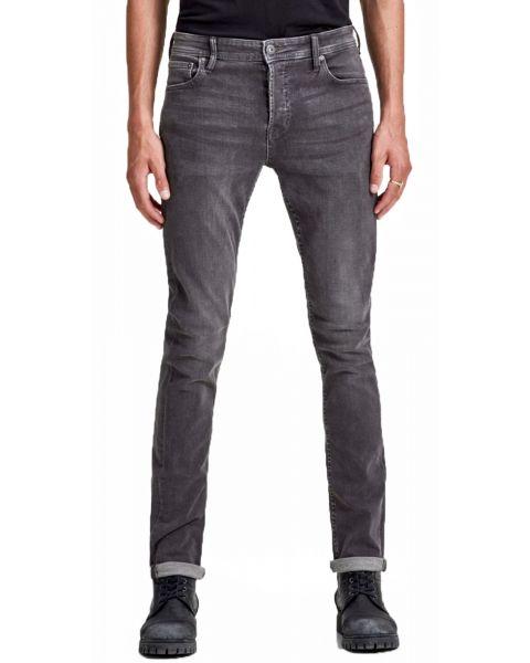 Jack & Jones Glenn Original Slim Fit Denim Jeans 007 Grey | Jean Scene