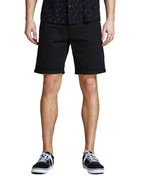 Jack & Jones Rick Men's Shorts Black | Jean Scene