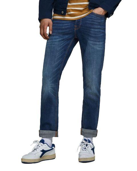 Jack & Jones Tim Original Slim Jeans 782 Blue Denim