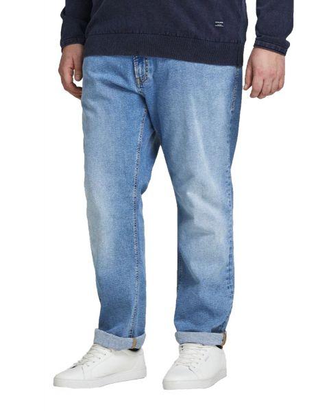 Jack & Jones Glenn Original Slim Jeans Blue Denim | Jean Scene