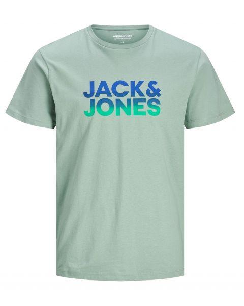 Jack & Jones Men's Axelses T-Shirt Green | Jean Scene