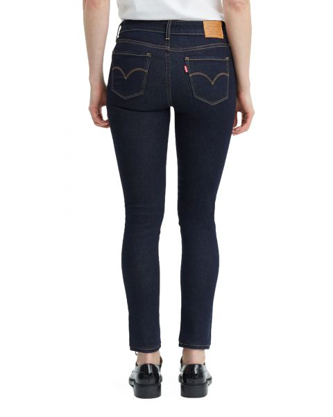 Levis 711 Women's Skinny Stretch Jeans To The Nine | Jean Scene