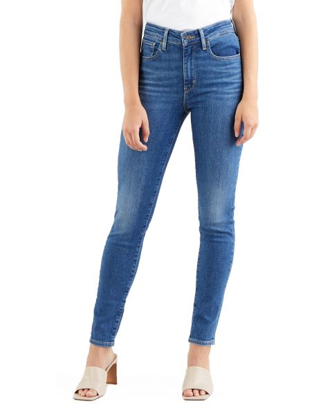 Levis 721 Women's High Rise Skinny Stretch Jeans Good Afternoon | Jean Scene