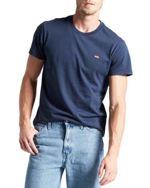 Levi's Original HM Logo Men's T-Shirt Dress Blues | Jean Scene