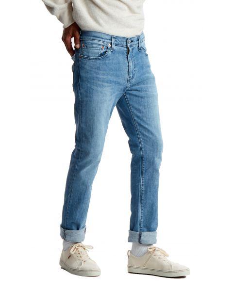 Levis 511 Denim Jeans Dark Blue East Lake Adv | Jean Scene