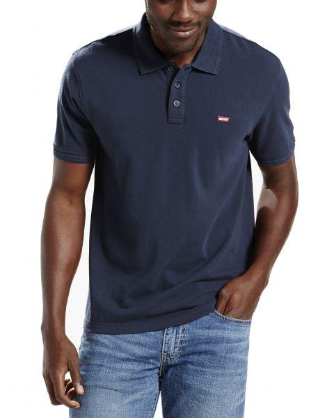 Levis Housemark Casual Men's Polo Shirt Dress Blues   Jean Scene
