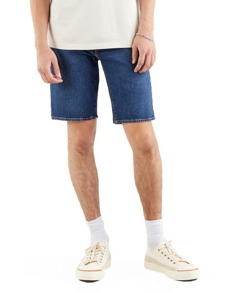 Levi's 405 Standard Denim Shorts Blue Dance Floor Short | Jean Scene