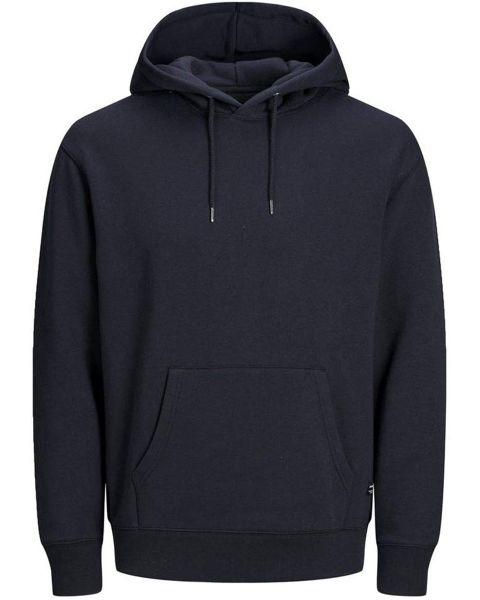 Jack & Jones Core Soft Hooded Sweatshirts Navy