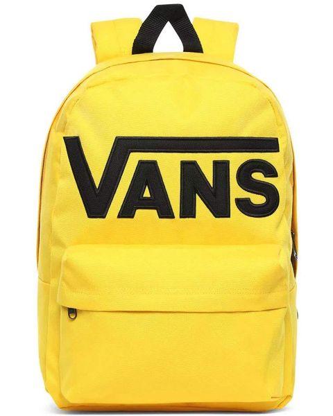 VANS OLD SKOOL II Backpack Bag Black White | Jean Scene
