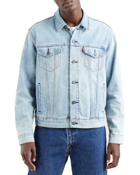 Levis Trucker Men's Denim Jacket Colder Than Ice | Jean Scene