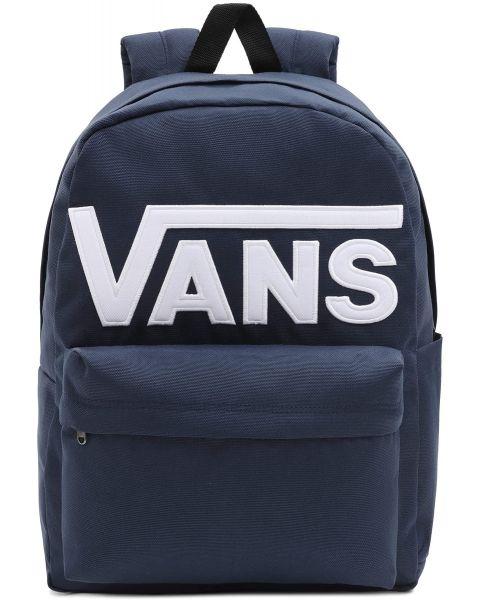 VANS OLD SKOOL Drop V Backpack Bag Dress Blue