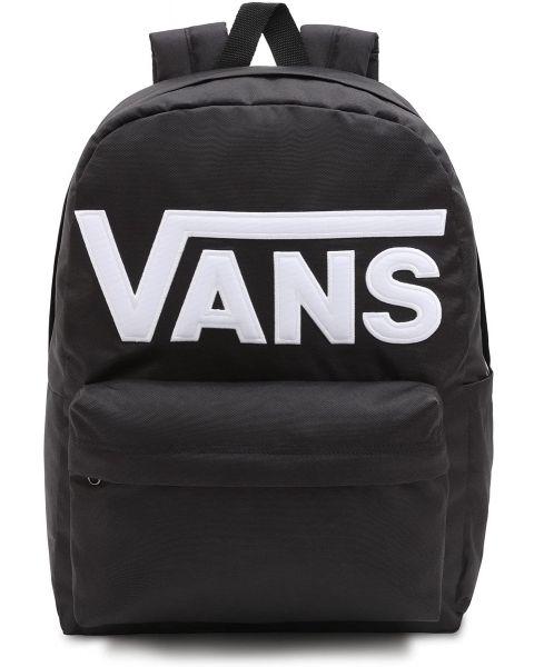 VANS OLD SKOOL Drop V Backpack Bag Black White | Jean Scene