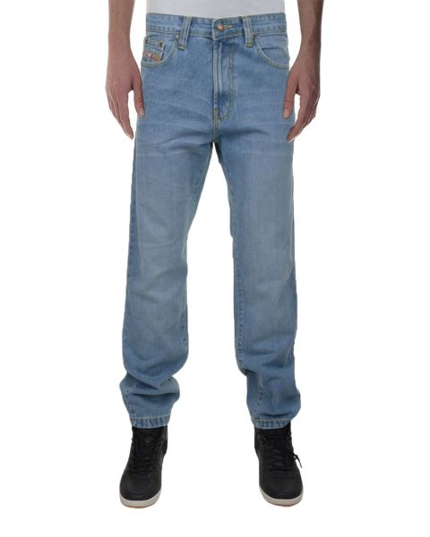 Boston Vintage Regular Fit Denim Jeans Light Wash
