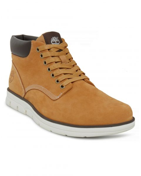 Timberland Mens Bradstreet Chukka Leather Boots Boots Le Wheat   Jean Scene