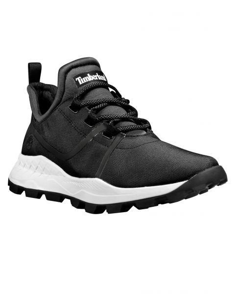 Timberland Men's Brooklyn Shoes Jet Black   Jean Scene