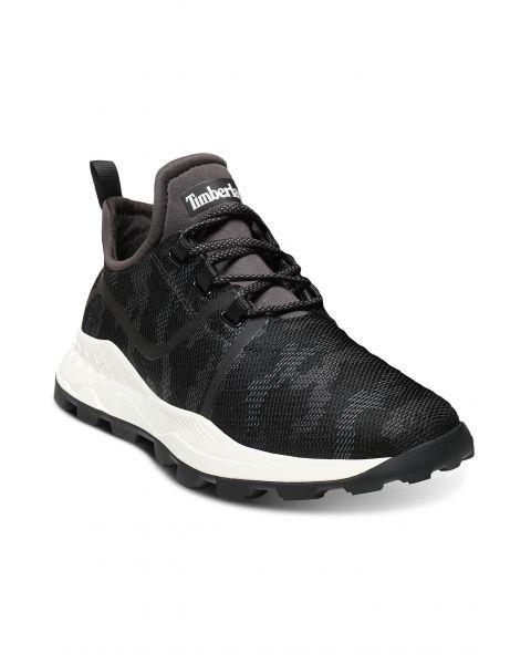 Timberland Men's Brooklyn Shoes Black Camo   Jean Scene