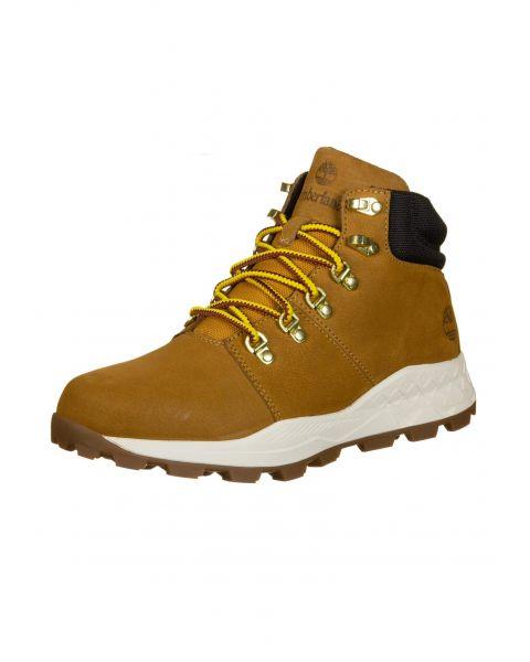 Timberland Men's Brooklyn Hiker Shoes Wheat | Jean Scene