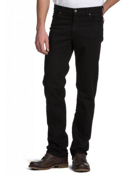 Lee Brooklyn Denim Jeans Washed Black Image