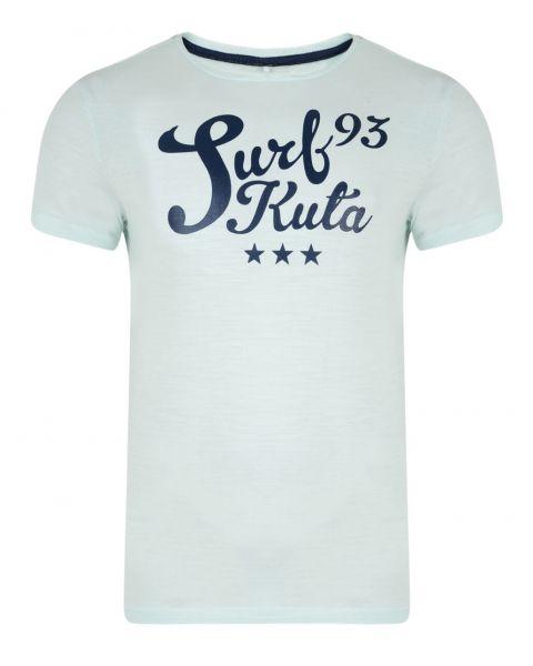 Blend Surf 93 Print T-shirt Blue Image