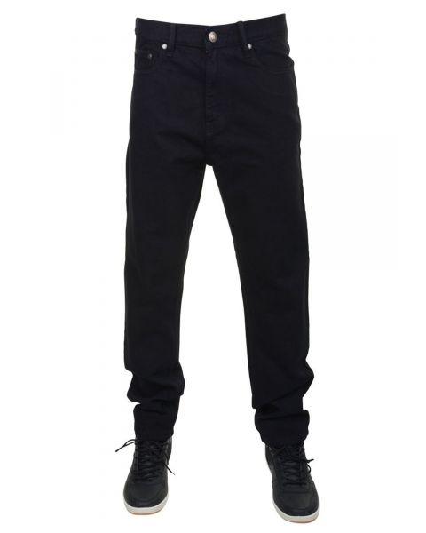 Boston Regular Fit Denim Jeans Black | Jean Scene