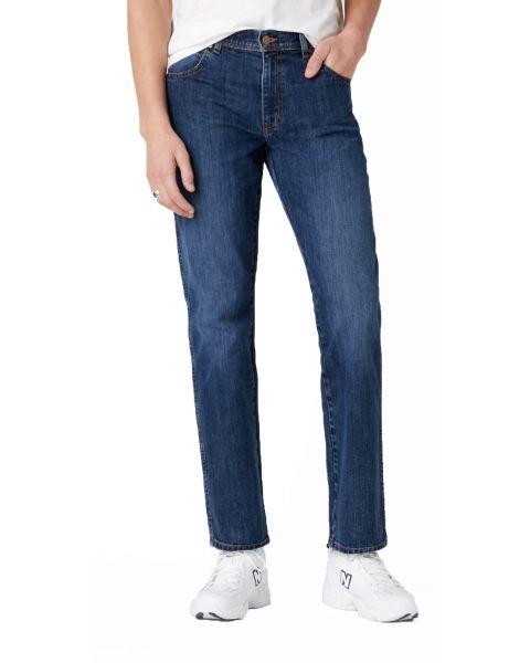 Wrangler Texas Stretch Denim Jeans Classic Strike | Jean Scene
